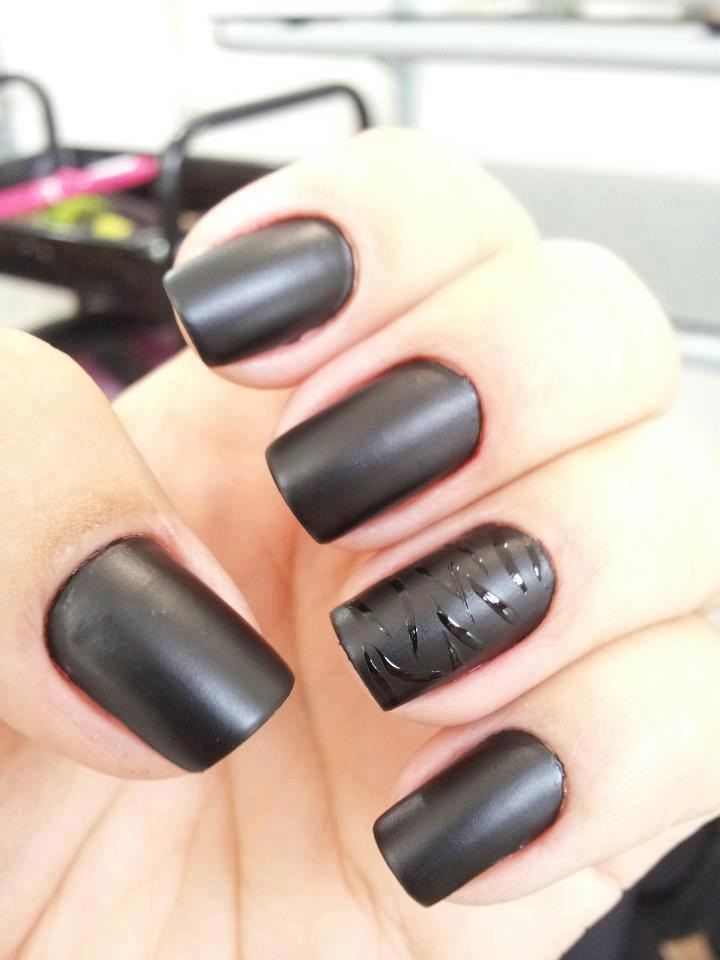 Addictive UV LED Gel Nail Polish – Matte Top Coat « Simply Glamorous ...
