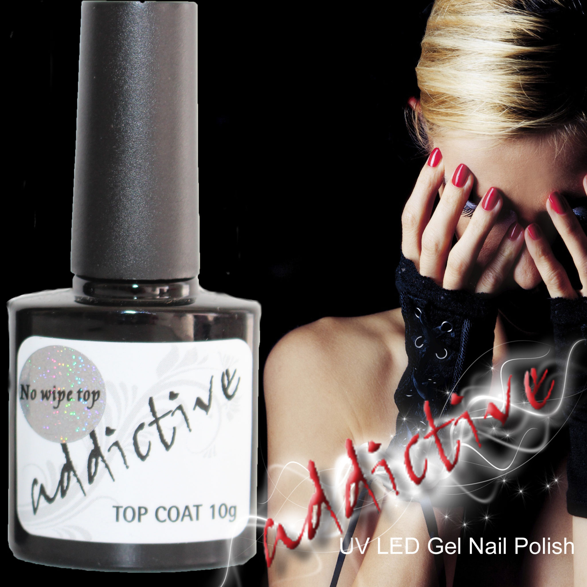 No Wipe Top Coat 10g « Simply Glamorous Beauty Supplies